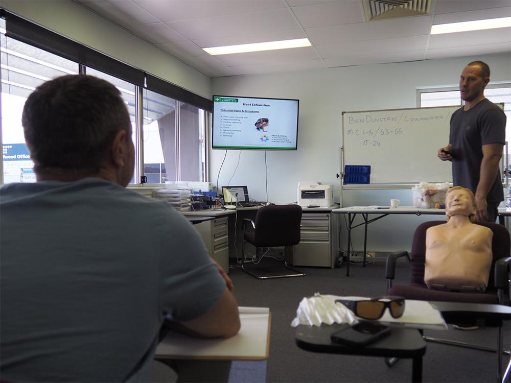Coolangatta Class room