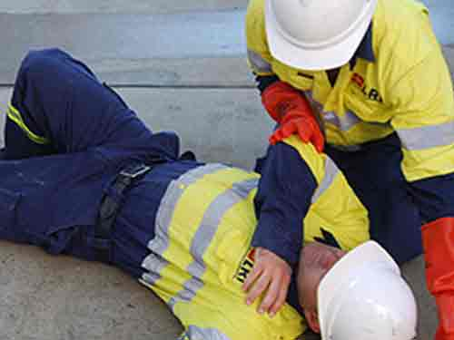 CPR - Low voltage rescue