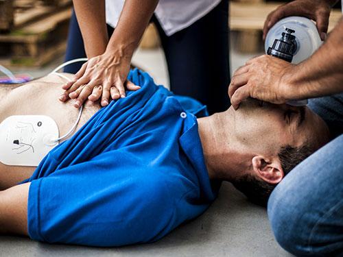 LVR CPR - Low Voltage Rescue Training